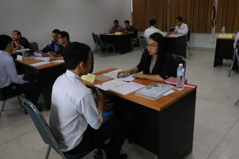 มหาวิทยาลัยเทคโนโลยีราชมงคลล้านนา เชียงราย จัดให้มีการสอบสัมภาษณ์นักศึกษาใหม่ ประจำปี 2561 (รอบรับตรง)