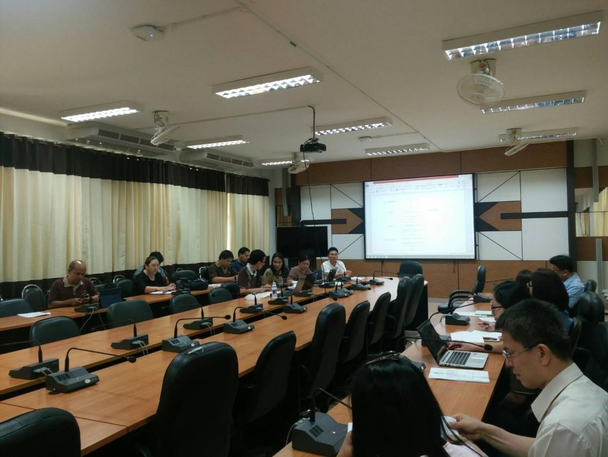 งานประกันคุณภาพการศึกษา จัดการประชุมการจัดการความรู้ : การปรับปรุงกระบวนการทำงาน กระบวนการเตรียมความพร้อมก่อนเข้าศึกษา