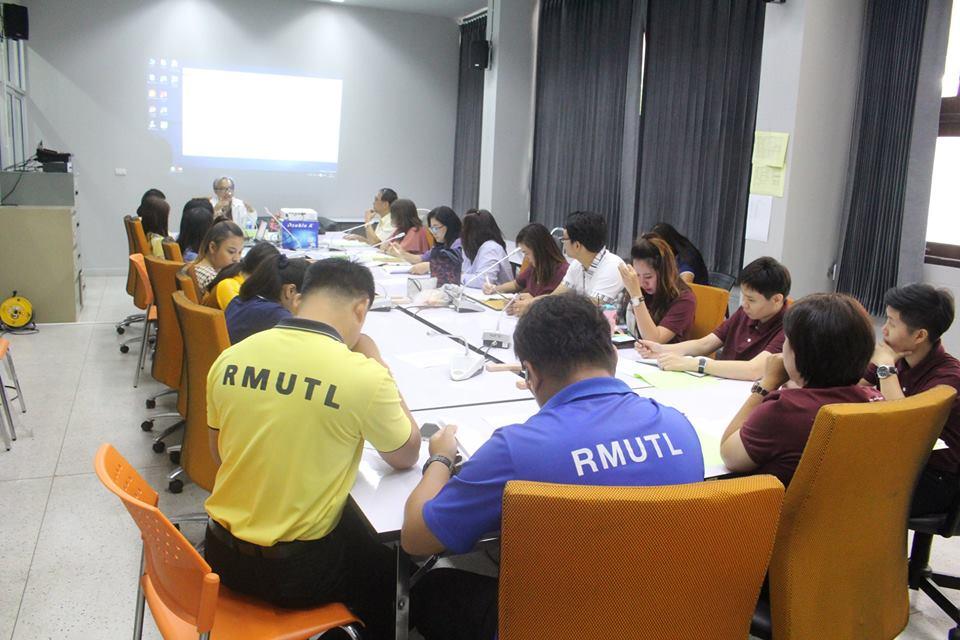 การประชุมประจำกองพัฒนานักศึกษา ครั้งที่ 2/2561