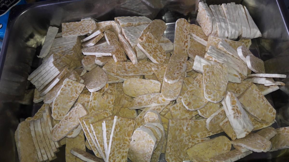 ถั่วเหลืองหมักเทมเป้ สร้างอาชีพเสริมรายได้ชุมชน