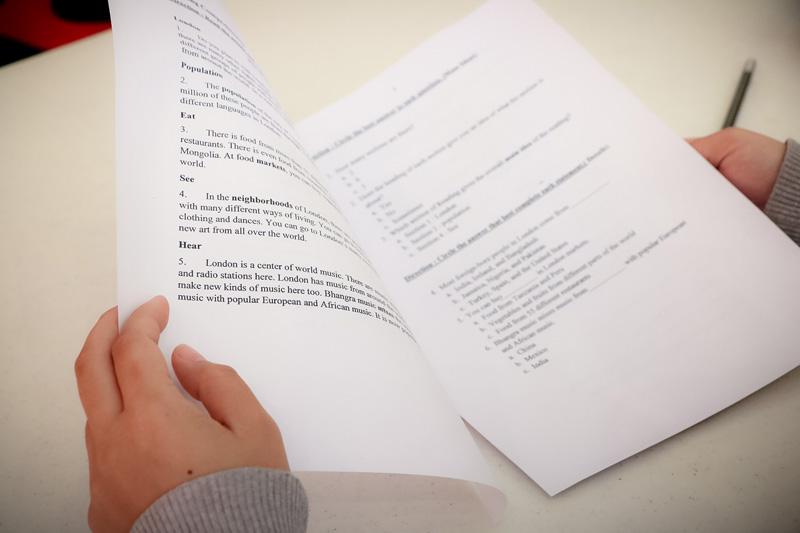 มทร.ล้านนา ลำปางจัดโครงการปรับพื้นฐานภาษาอังกฤษสำหรับนักศึกษาใหม่ 61 เน้นการสื่อสาร Communicative  Approach