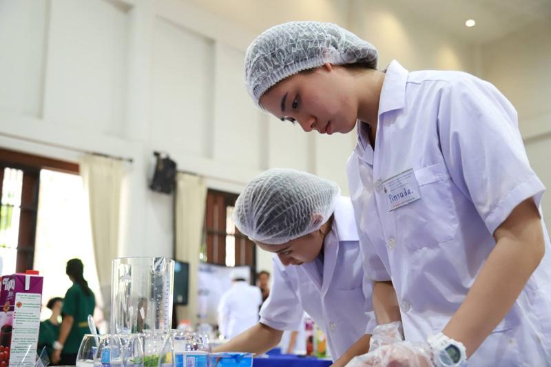 มทร.ล้านนา ลำปาง ร่วมแข่งขันทักษะเกษตรอาเซียน คว้าชนะเลิศ 2 รายการและรางวัลกว่า 9 รายการ จาก 15 การแข่งขัน