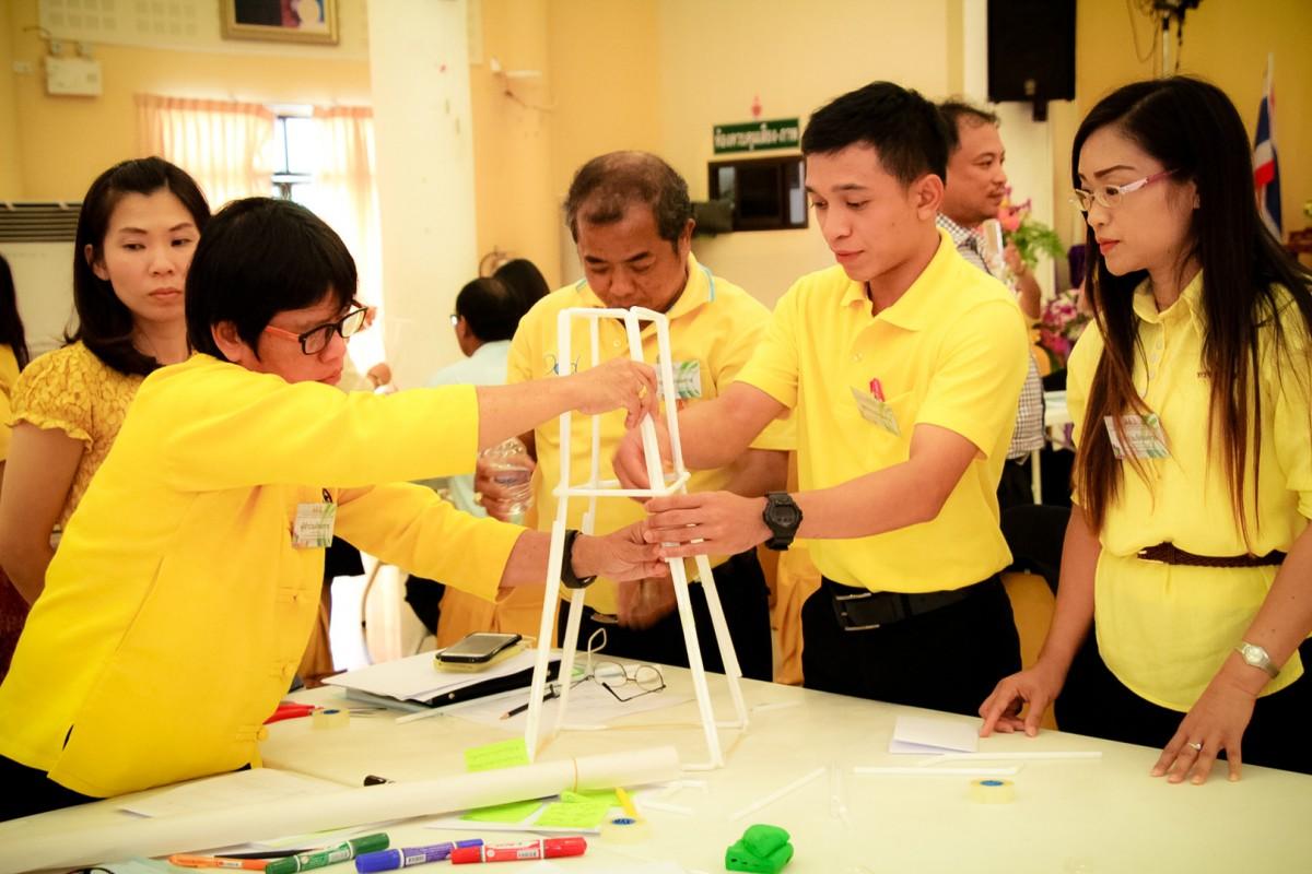 มทร.ล้านนา ลำปาง ร่วมกับโรงเรียนบุญวาทย์วิทยาลัย จัดอบรม STEM Education  สู่นวัตกรรมการจัดการเรียนรู้