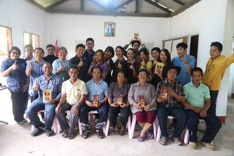 ติดตามผลการดำเนินงานโครงการยกระดับฯ 2561 หมู่บ้านแม่สายป่าเมี่ยง