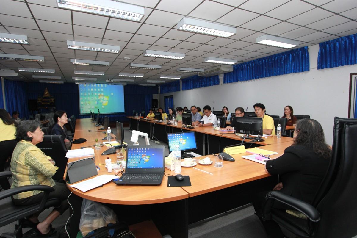 การตรวจประเมินคุณภาพการศึกษาภายใน ประจำปีการศึกษา 2560