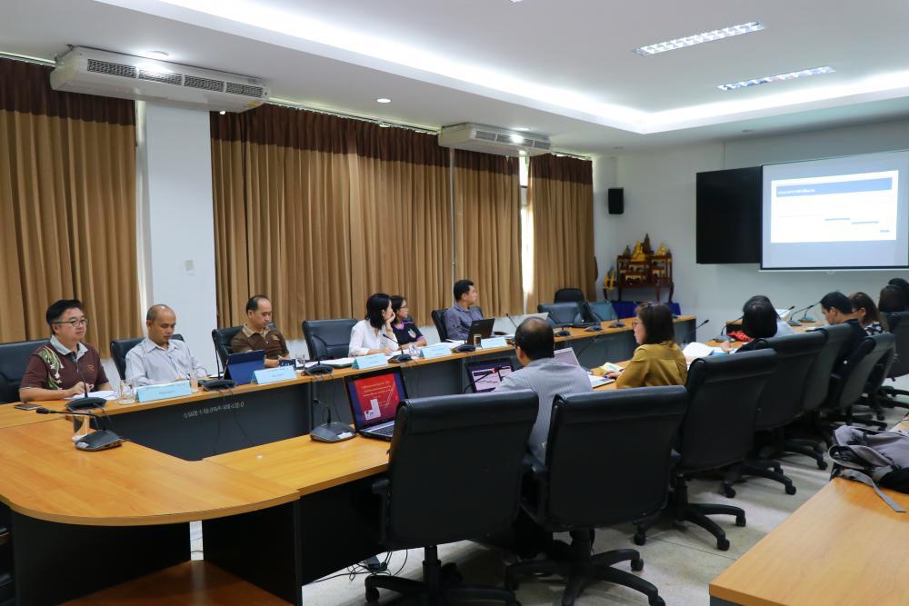 กองการศึกษา  มทร.ล้านนา เชียงราย ติดตามความก้าวหน้าโครงการวิจัย (Smart City) 2561