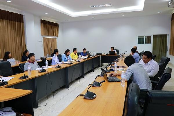 การประชุมคณะกรรมการบริหาร มทร.ล้านนา เชียงราย ครั้งที่ 7/2561