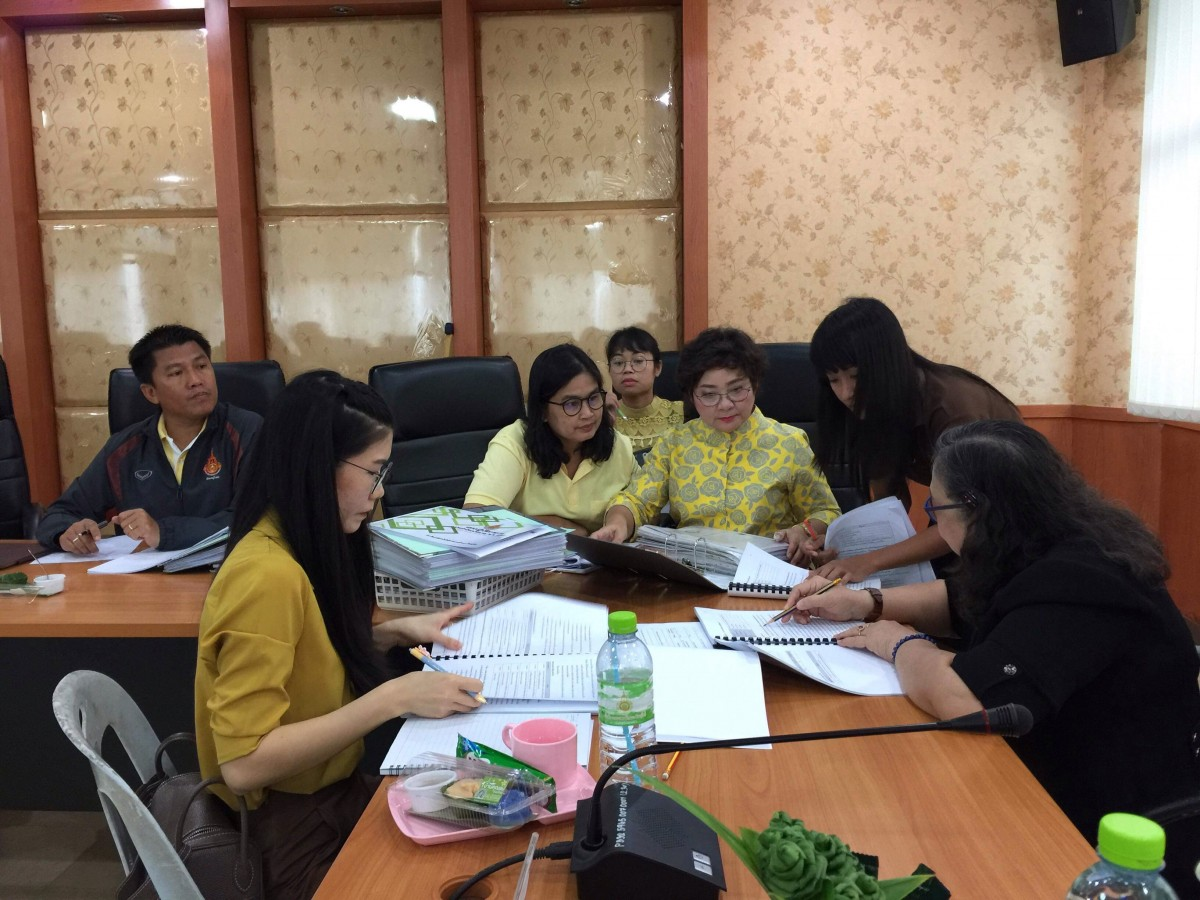 The quality of education in the academic year 2560 at the Institute of Lanna Phitsanulok.