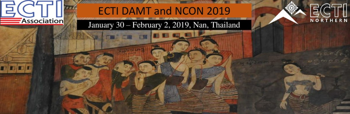 ECTI DAMT and NCON 2019.