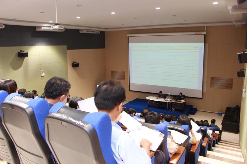 การประชุม โครงการเตรียมความพร้อมการดำเนินโครงการถ่ายทอดแผนปฏิบัติงานฯ ล้านนาสัญจร