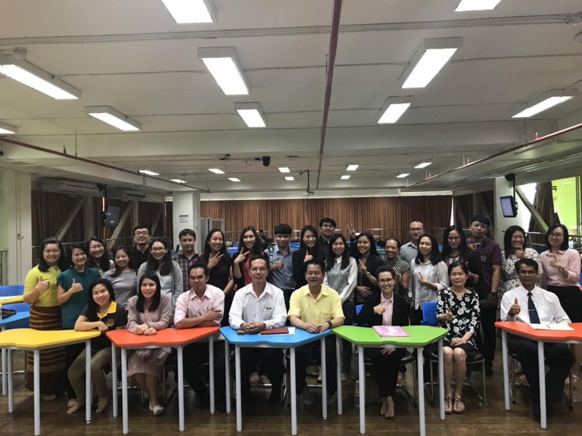 โครงการ KM การจัดการองค์ความรู้ด้านการเรียนการสอนและด้านการวิจัย สาขาวิทยาศาสตร์ (เชียงใหม่)