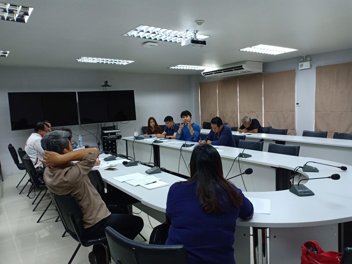 การประชุมเตรียมความพร้อมการประกวดขบวนกระทงยี่เป็งประจำปี 2561 ครั้งที่ 7