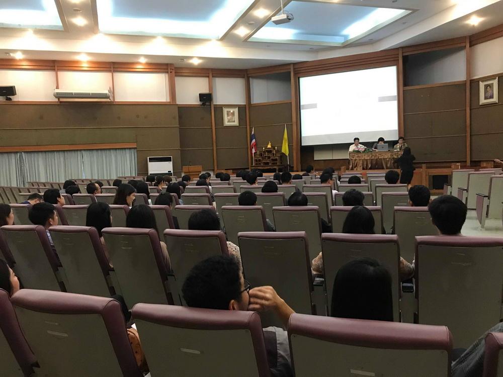 บุคลากรวิทยาลัยฯ เข้าร่วมประชุมเตรียมความพร้อมการเปิดภาคเรียนที่ 2/2561 ณ ห้องประชุม 3 มทร.ล้านนา (ห้วยแก้ว)