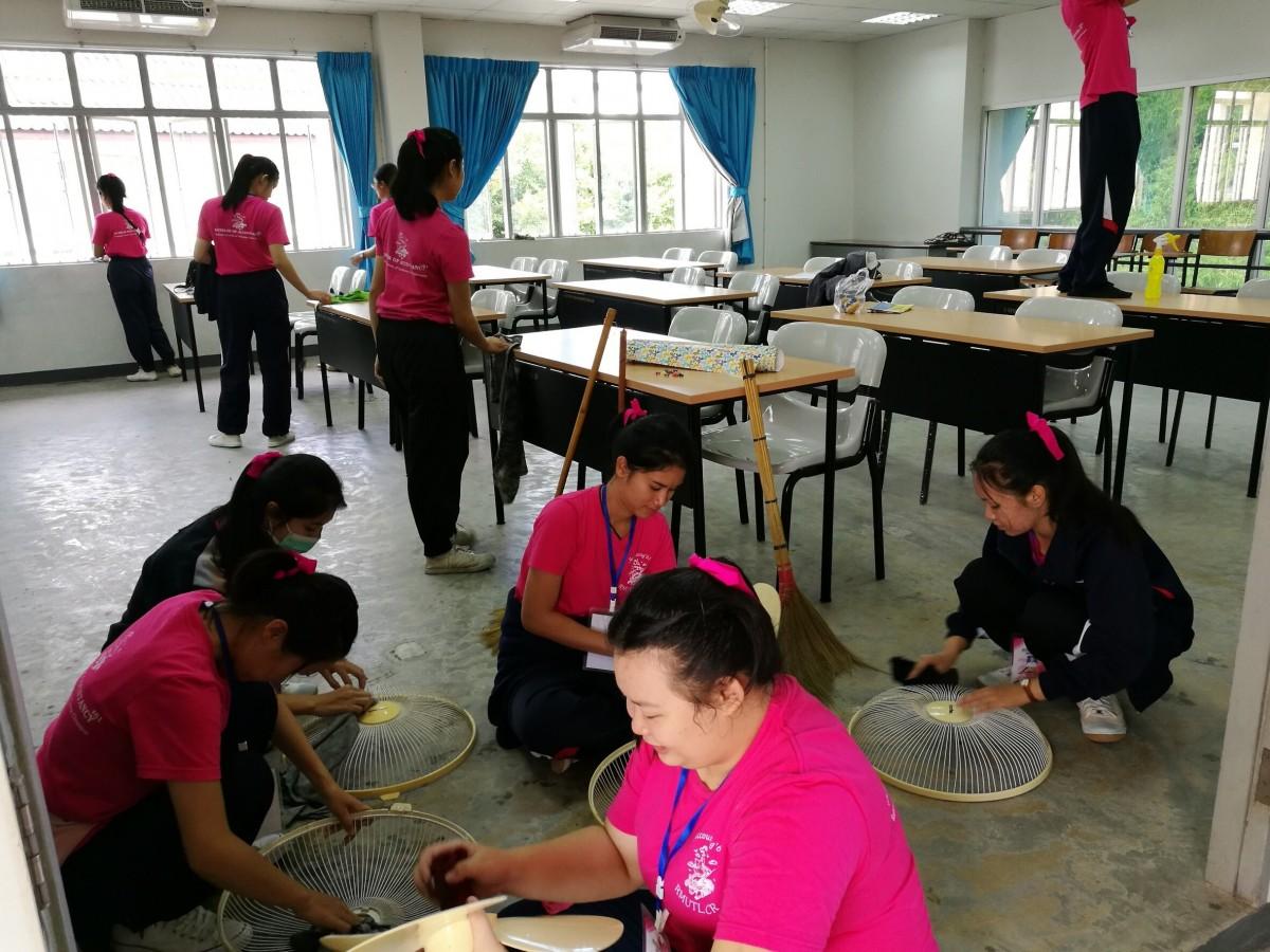 สาขาการบัญชีดำเนินโครงการ Clean Accounting Ep. 1 ตอน : เปิดซิง Cleansing บ้านเฮา