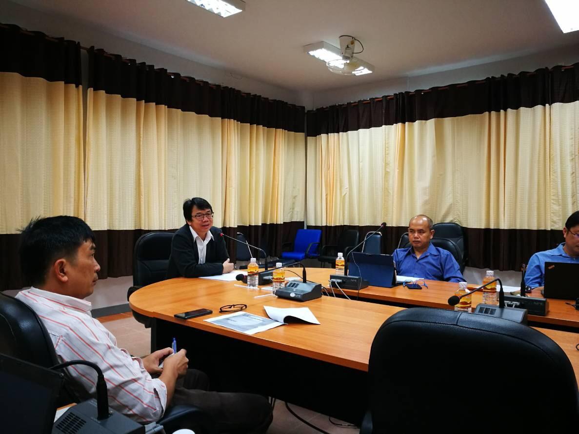 มทร.ล้านนา เชียงราย จัดการประชุมแนวทางการจัดทำธงนำองค์กร (Flagship) และแผนที่เดินทาง (Road Map)