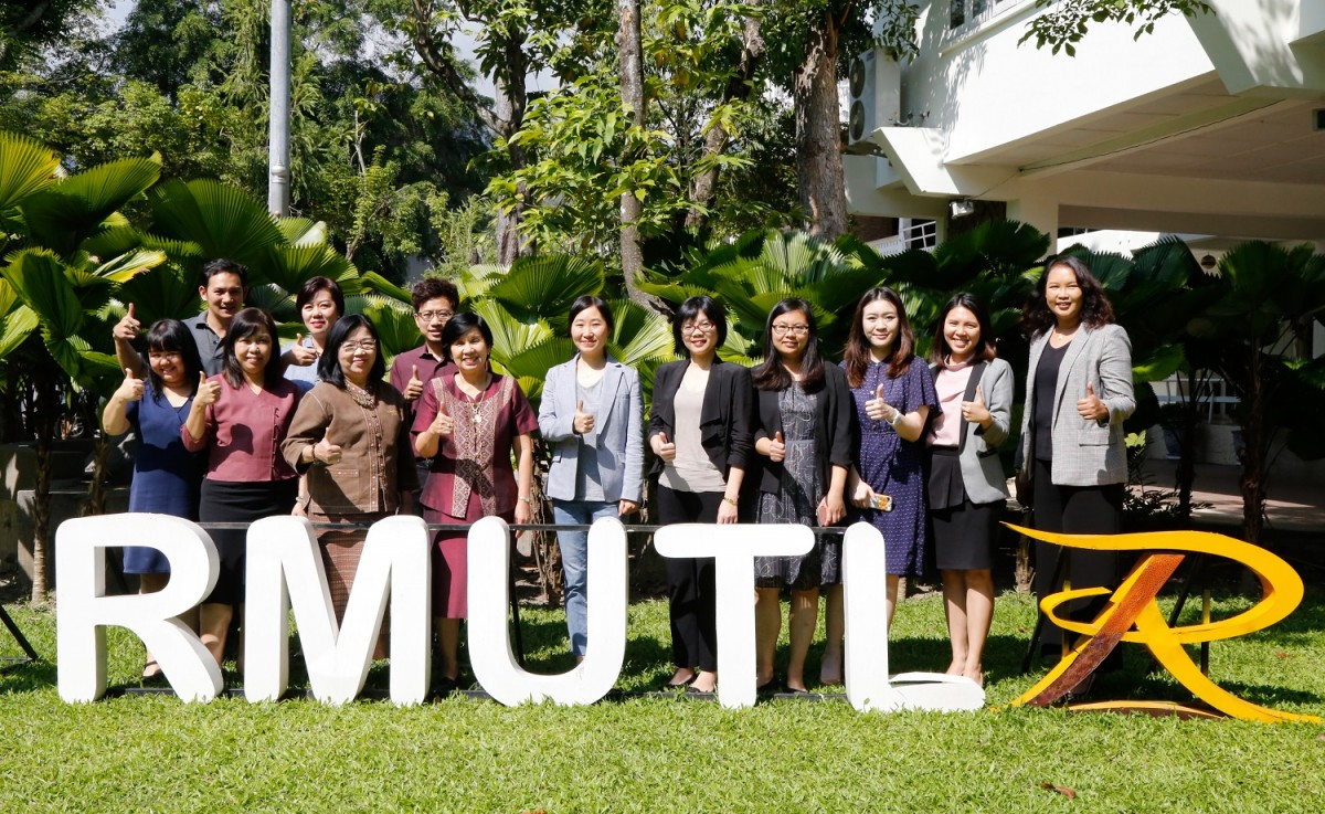 RMUTL collaborate with CTBU to create co-degree education development curriculum of two universities