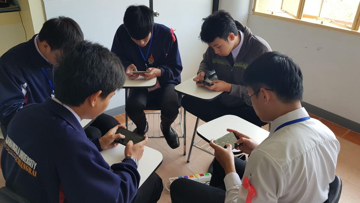 มทร.ล้านนา เชียงราย จัดการแข่งขัน ROV เพื่อคัดเลือกนักศึกษาเข้าร่วมการแข่งขัน 9 ราชมงคล