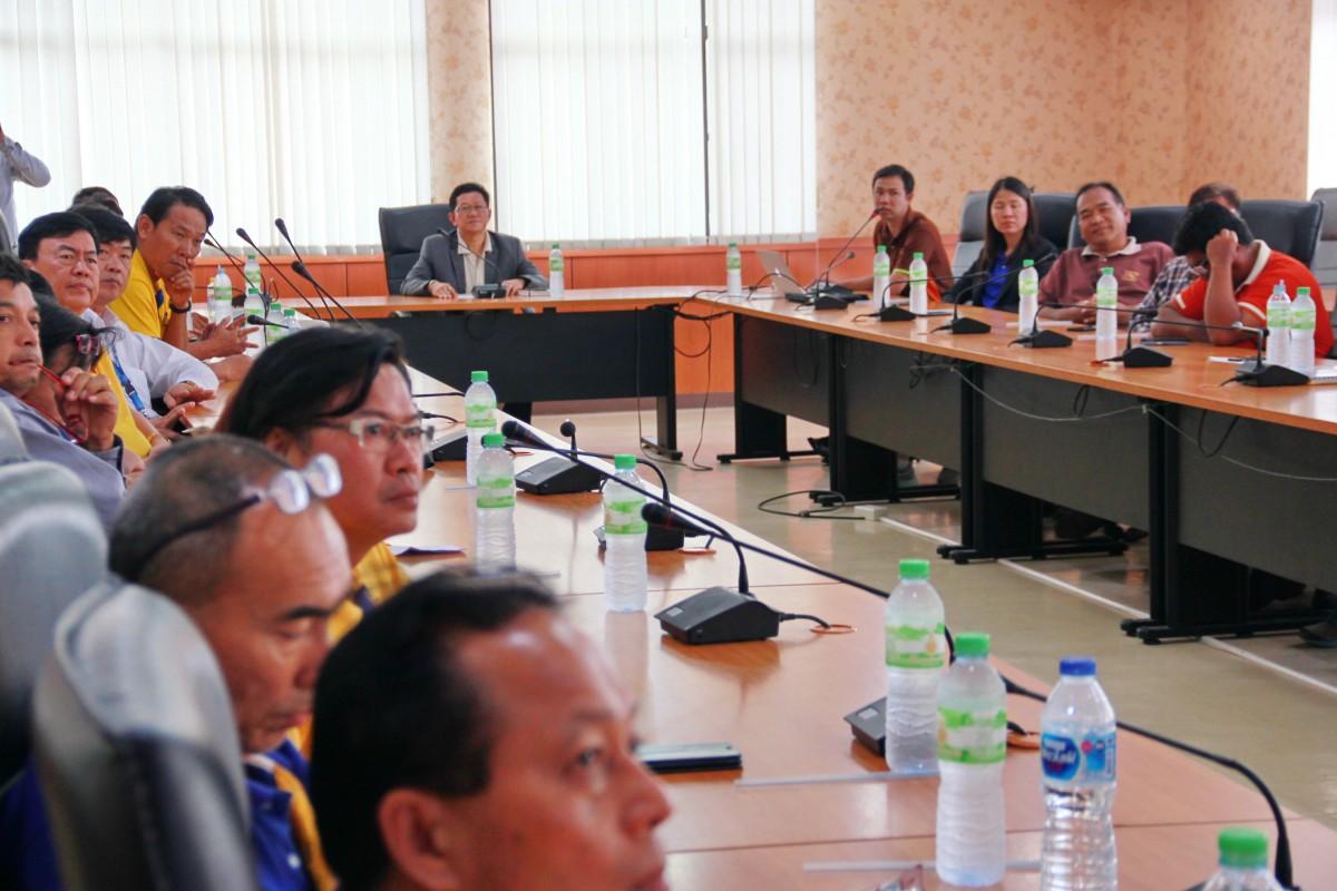 การไฟฟ้าฝ่ายผลิตแห่งประเทศไทย (กฟผ.) ฝ่ายปฏิบัติการภาคเหนือ (อปน.)ศึกษาดูงาน เข้าชมนวัตกรรมทางการเกษตร ตามโครงการชีววิถี กฟผ.