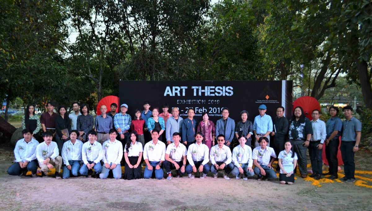 ART THESIS EXHIBITION 2019
