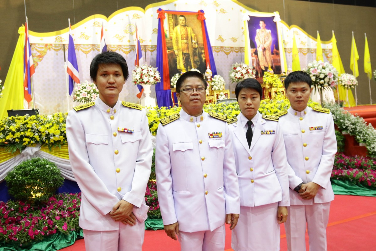 RMUTL joined Rama III's Day 2019 and Civil Service's Day 2019