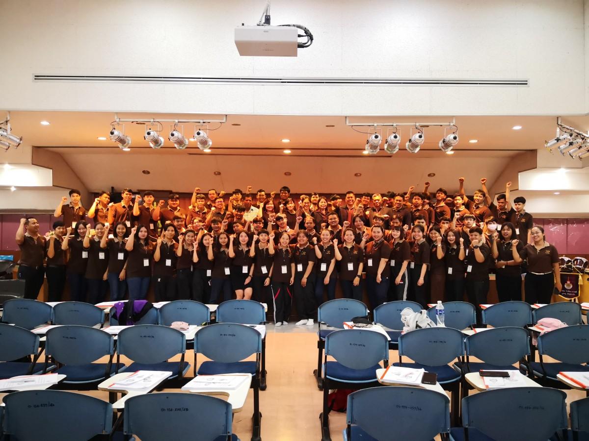 โครงการพัฒนาความรู้ก้าวสู่ความเป็นผู้นำนักศึกษาและจัดเตรียมความพร้อมกิจกรรมต้อนรับนักศึกษาใหม่  ปีการศึกษา 2562