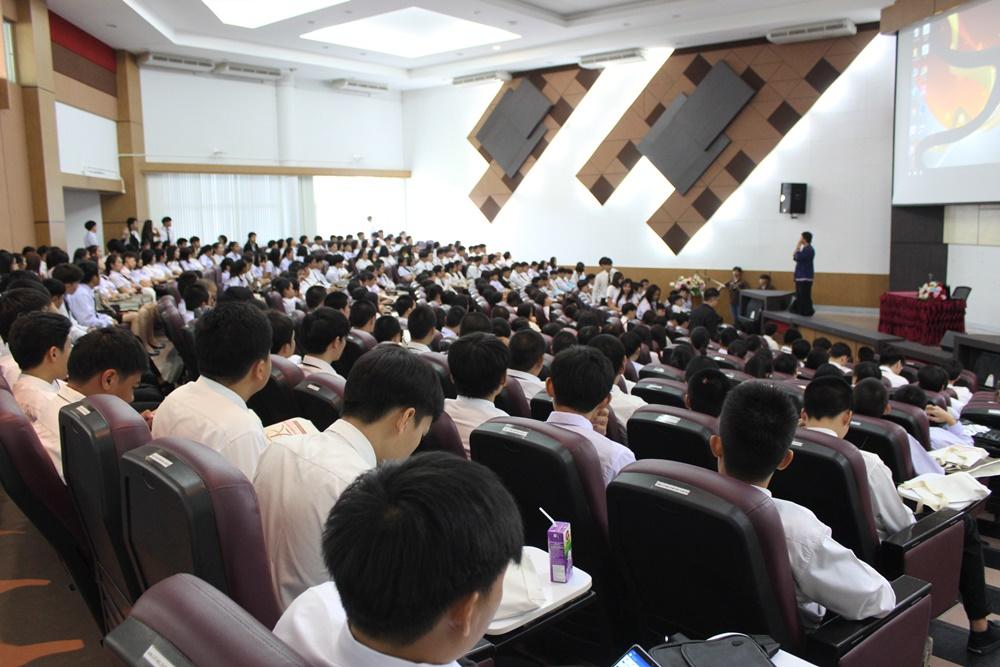 มทร.ล้านนา เชียงราย จัดโครงการปฐมนิเทศ นักศึกษาใหม่ ประจำปีการศึกษา 2562