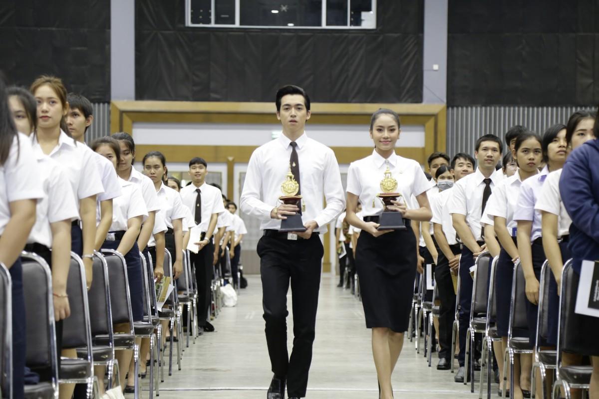 มทร.ล้านนา จัดพิธีปฐมนิเทศนักศึกษาใหม่ ประจำปีการศึกษา 2562 เตรียมความพร้อมสู่รั้วมหาวิทยาลัย