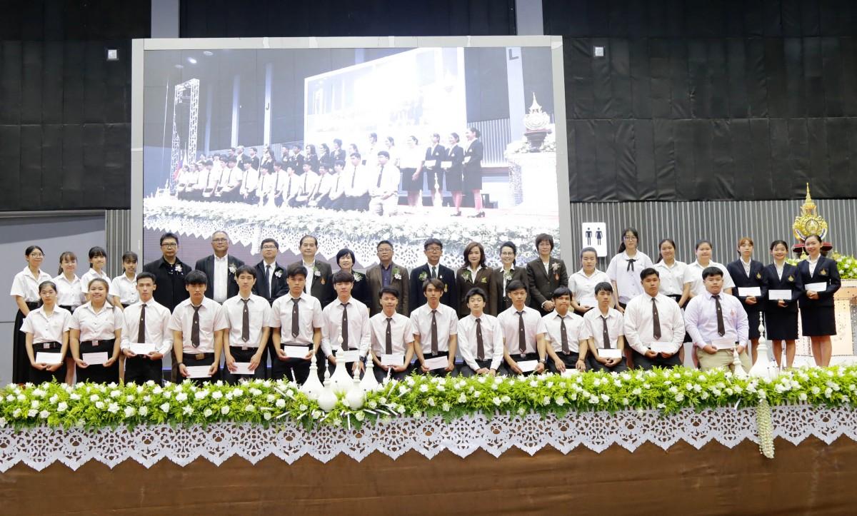 จัดพิธีปฐมนิเทศนักศึกษาใหม่ ประจำปีการศึกษา 2562