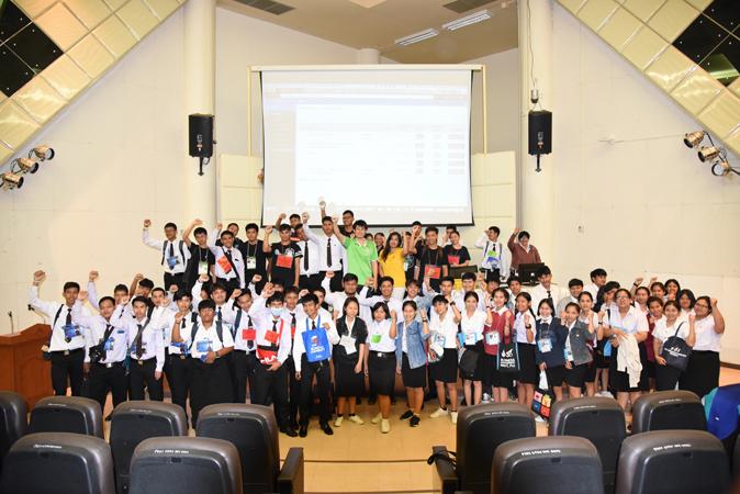 โครงการอบรมพัฒนาความรู้ด้านเทคโนโลยีสารสนเทศและบริการให้กับนักศึกษาใหม่  ประจำปีการศึกษา  2562