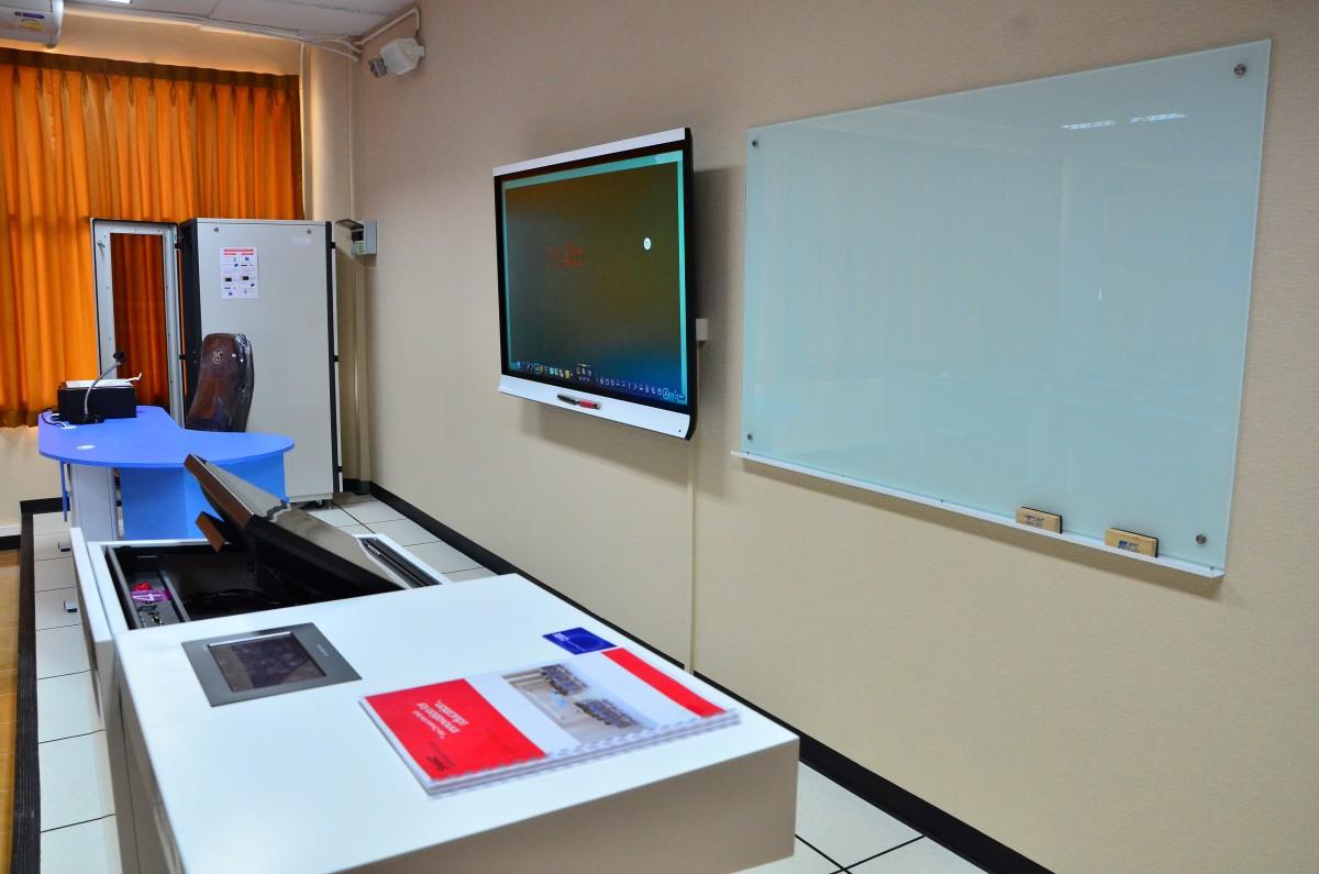 ห้องเรียนแบบ Smart ClassRoom