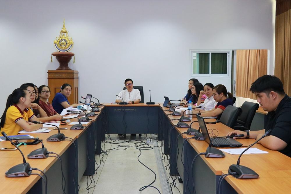 มทร.ล้านนา เชียงราย จัดการประชุมทบทวนและสรุปผลการดำเนินงานการจัดทำรายงานการประเมินตนเอง (SAR) ประจำปีการศึกษา 2561