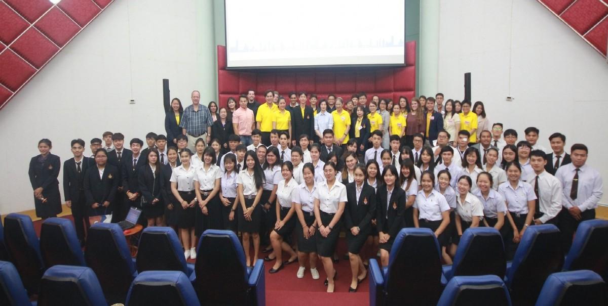 English Language Skill Competition 2019: การแข่งขันทักษะวิชาชีพภาษาอังกฤษสู่ระดับสากล