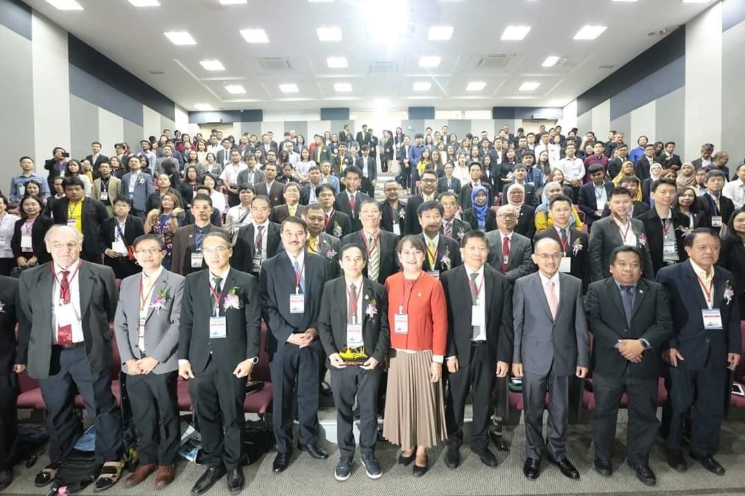 มทร.ล้านนา เข้าร่วมการประชุมวิชาการระดับนานาชาติ (STISWB 2019)
