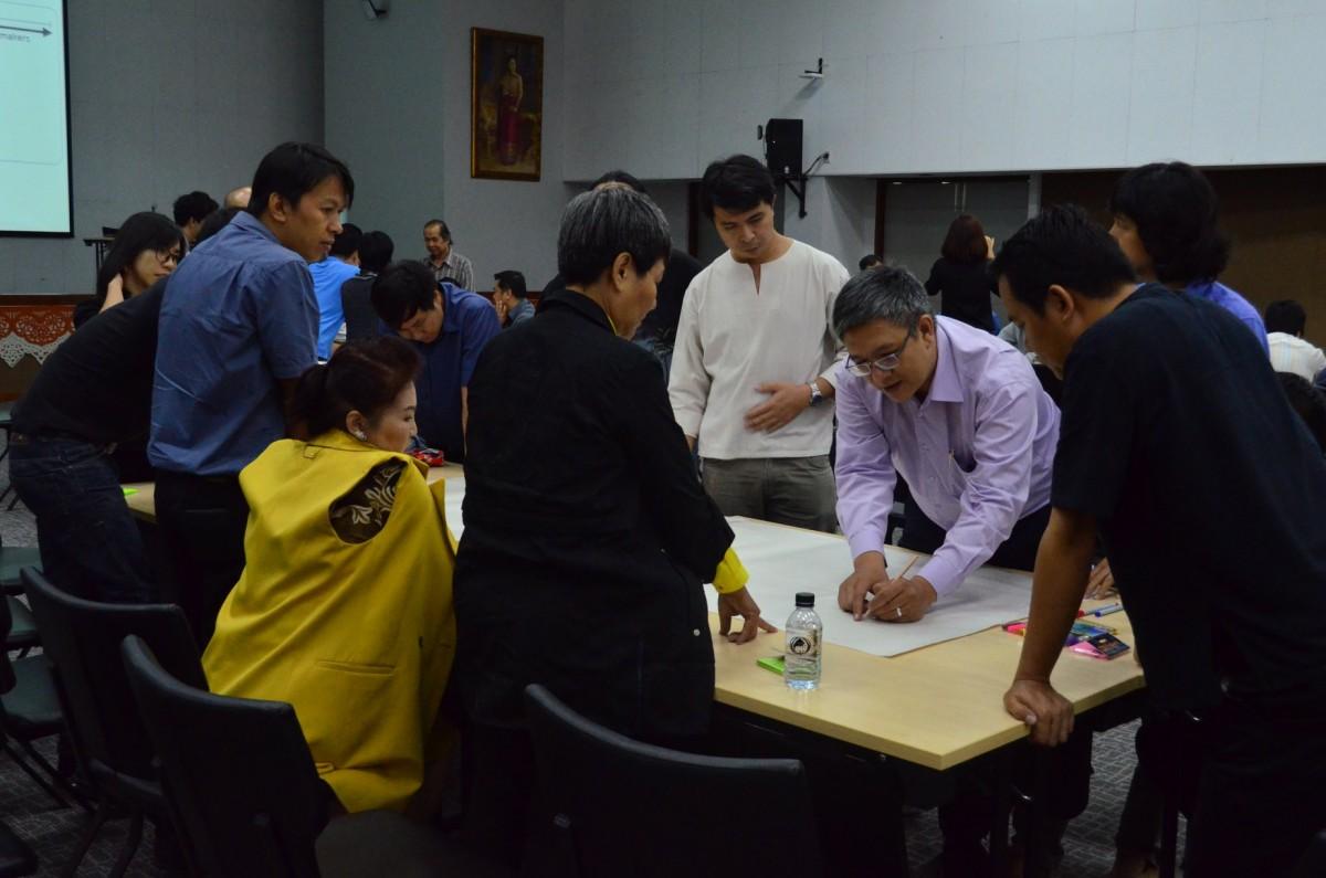 มทร.ล้านนา จัดโครงการอบรมการจัดการศึกษาแบบ CDIO แก่คณาจารย์ทางด้านศิลปกรรมและสถาปัตยกรรมเพื่อยกระดับการจัดการศึกษาในศตวรรษที่ 21