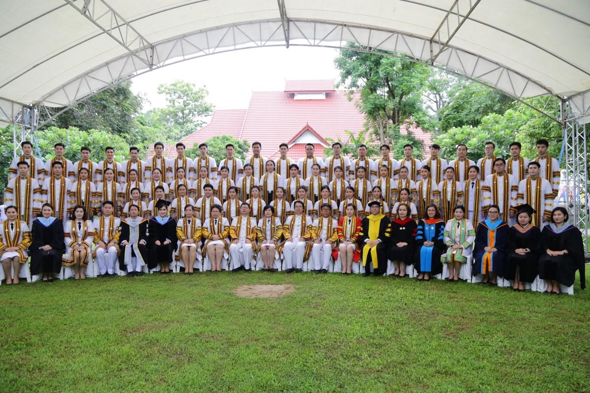 ประมวลภาพถ่ายรูปหมู่บัณฑิต ประจำปีการศึกษา 2561