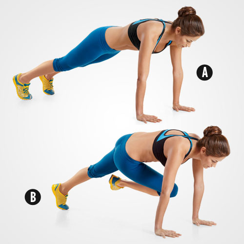 7 postures to get a six- pack, flatten belly, Fit & Firm body