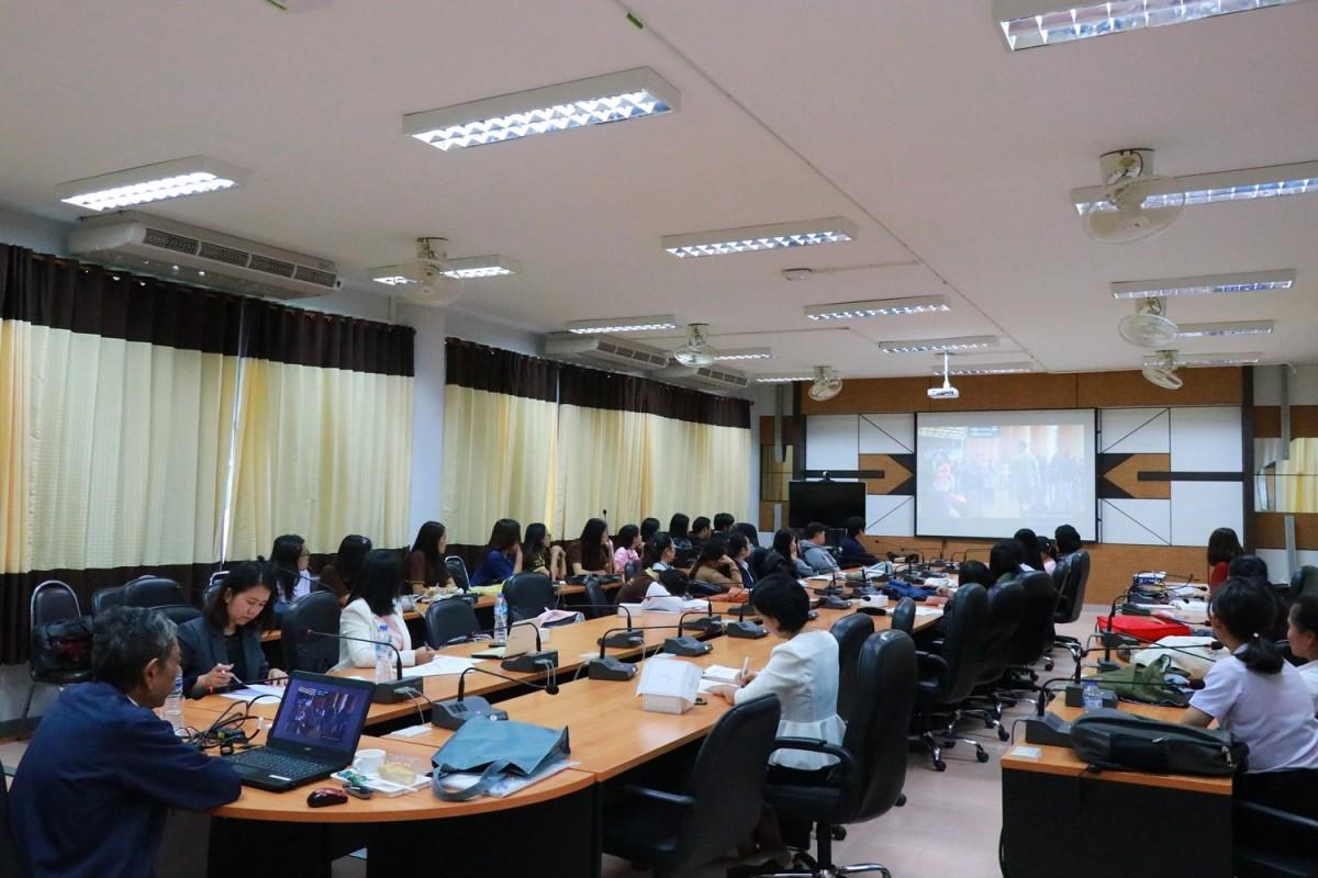 คณะบริหารธุรกิจฯ จัดโครงการฝึกอบรมการบริการภาคพื้นแก่ธุรกิจการบิน Aerodrome Training Course ให้แก่นักศึกษา