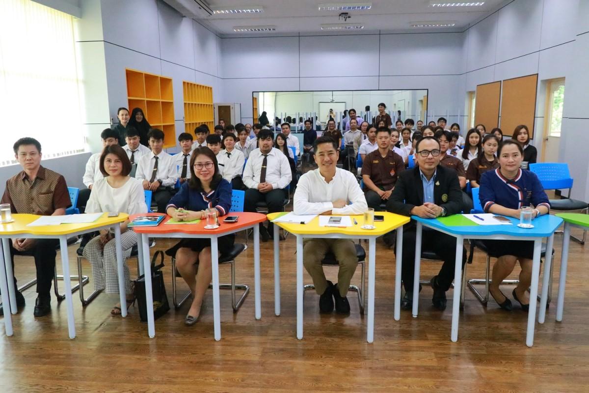 คณะวิทยาศาสตร์ฯ มทร.ล้านนา เชียงราย จัดโครงการส่งเสริมศักยภาพนักศึกษาพัฒนานวัตกรรมเชิงสร้างสรรค์ตอบโจทย์ความต้องการต่อสังคมและชุมชน ไทยแลนด์ 4.0 (Young Inventors)