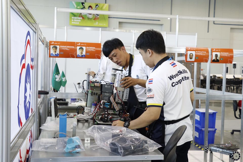 World Skills Competition: The Stage of Creating World-Class Skilled Labor