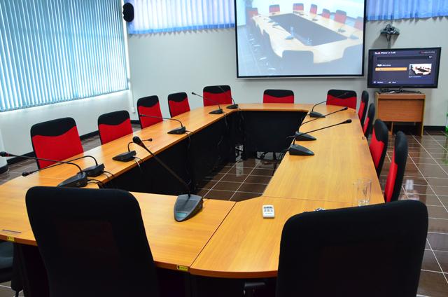 ห้องประชุม VDO Conference 2