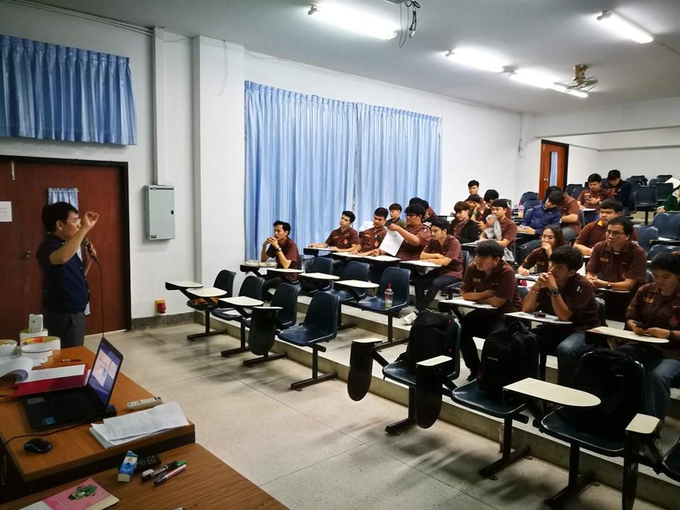 งานสหกิจศึกษา จัดกิจกรรมเตรียมความพร้อมและปฐมนิเทศนักศึกษาสหกิจศึกษา ภาคเรียนที่ 2/2562