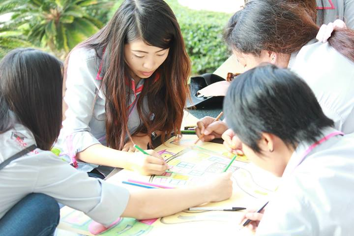 """""""English preparation"""", the First Step to Innovative Grads (Students)"""