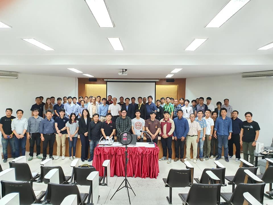 RMUTL hosts an earthquake-resistant building design seminar and review knowledge to promote general civil engineers.