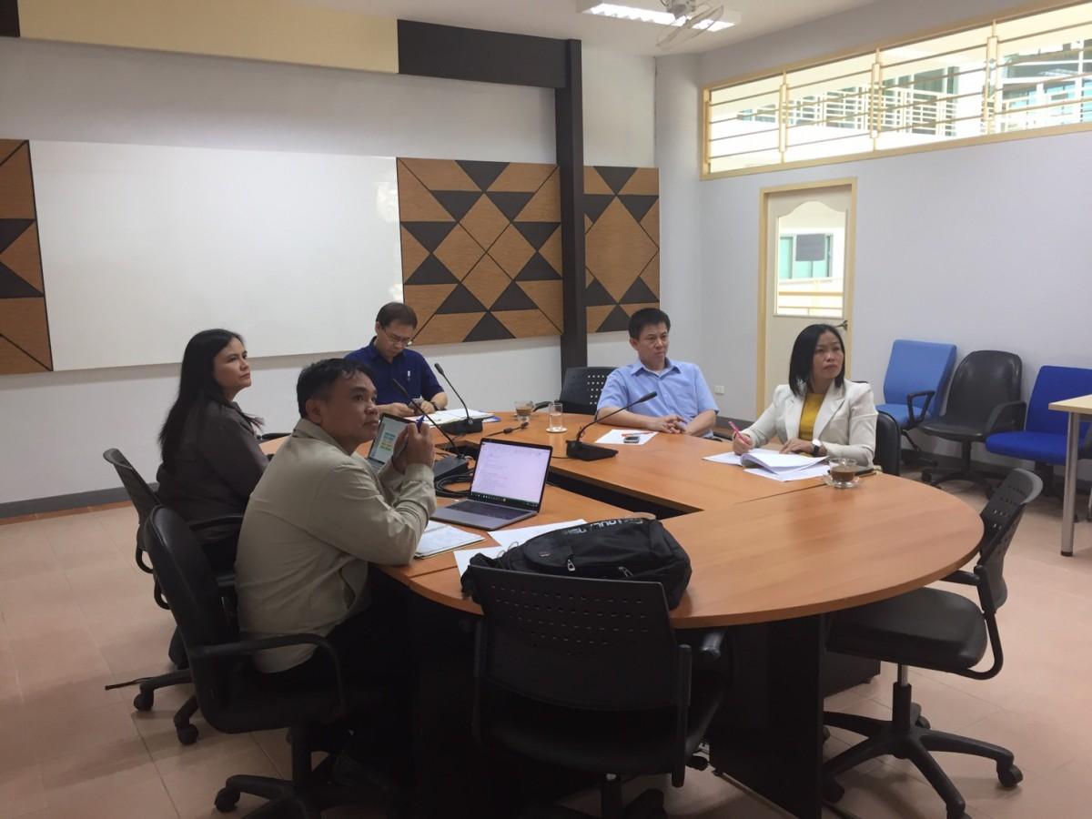 ผู้บริหาร มทร.ล้านนา เชียงราย เข้าร่วมประชุมสรุปข้อมูลโครงการพลิกโฉมระบบการอุดมศึกษาของประเทศไทย
