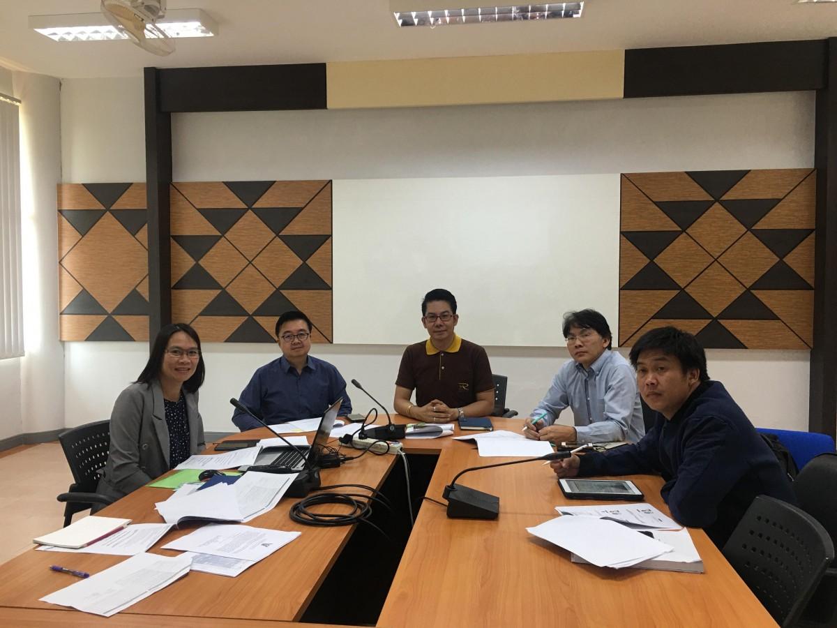 มทร.ล้านนา เชียงราย ประชุมเตรียมความพร้อมการดำเนินงานรับสมัครด้วยตนเอง รอบ 1 : TCAS 1 Portfolio ประจำปีการศึกษา 2563 ผ่านระบบ VDO Conference