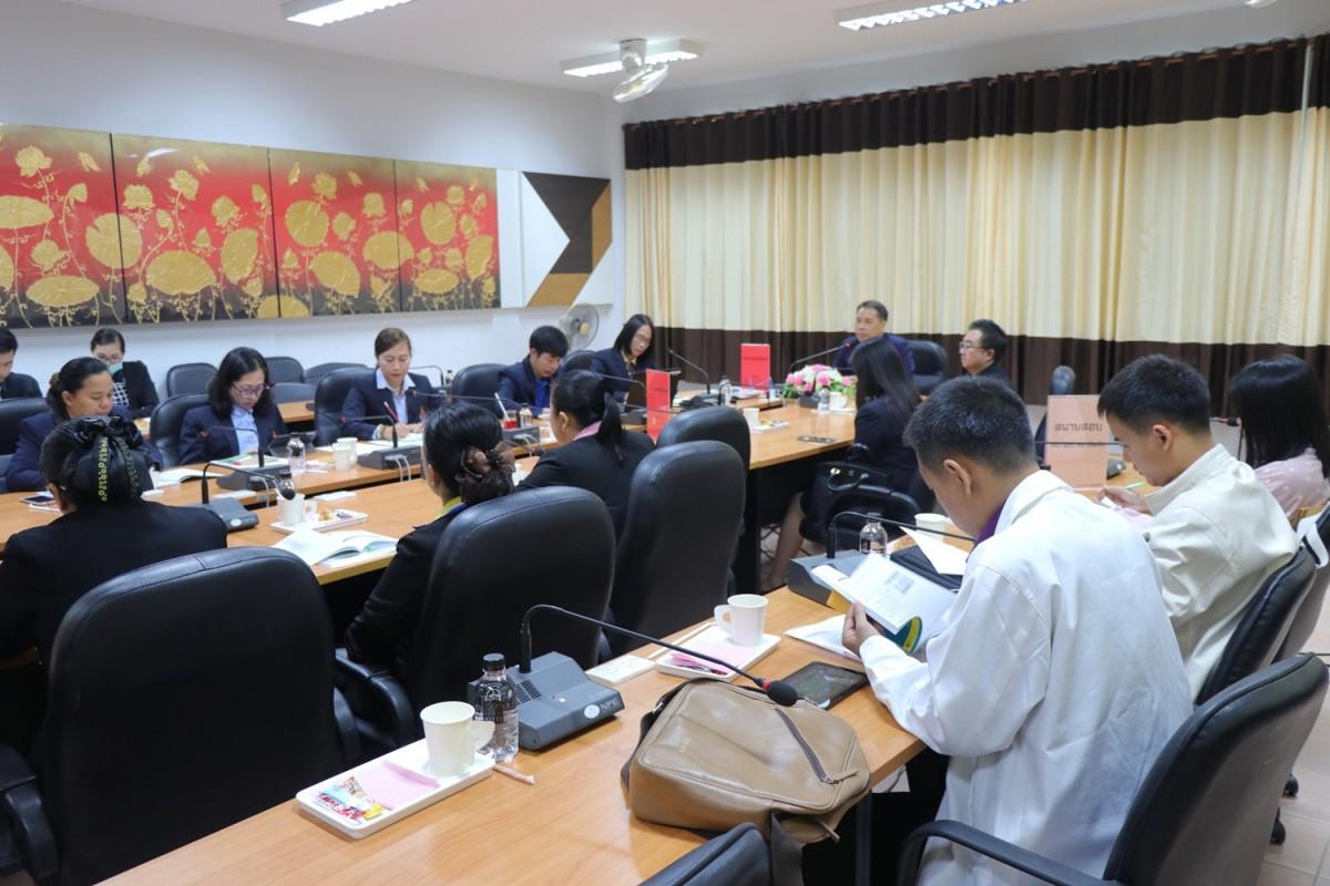 มทร.ล้านนา เชียงราย จัดการประชุมชี้แจงสนามสอบ V-NET ประจำปีการศึกษา 2562