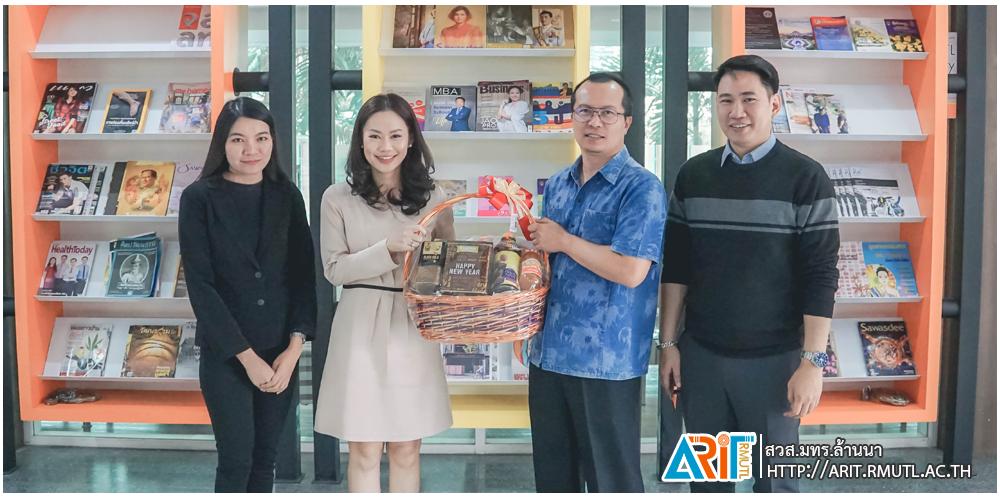 วิทยบริการฯ ร่วมหารือแนวทางการพัฒนาและการฝึกอบรมด้านวิทยการหุ่นยนต์ การเขียนโปรแกรมร่วมกับบริษัท แกมมาโก้(ประเทศไทย) จำกัด