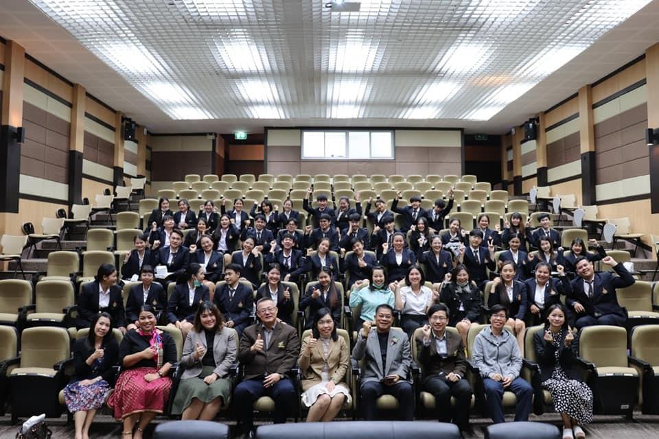 English for International Communication major organized a seminar for preparing before the internship.