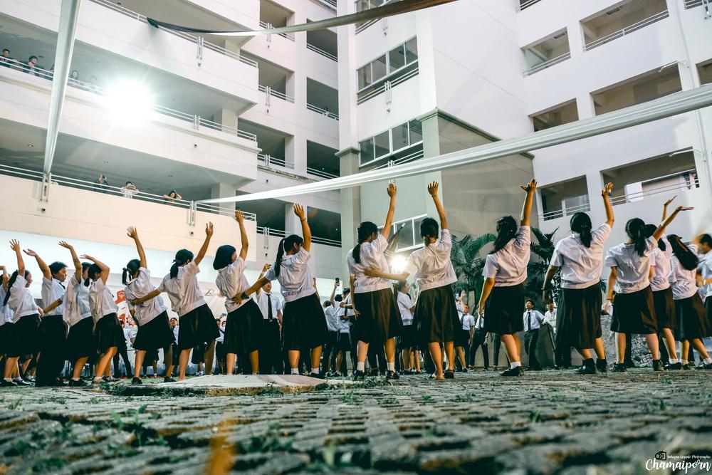 วิทยาลัยฯ จัดพิธีปัจฉิมนิเทศนักศึกษา ประจำปีการศึกษา 2562 ณ มทร.ล้านนา ดอยสะเก็ด