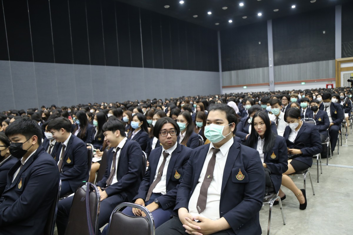 RMUTL Chiangmai organized the orientation ceremony for students year 2019 for preparing to work
